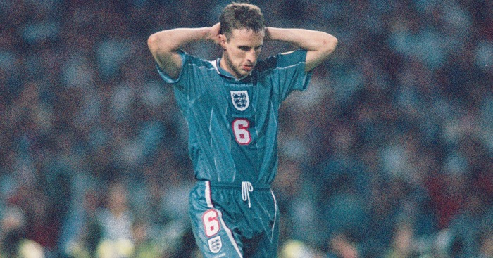 Gareth Southgate: After that penalty miss at Euro 96