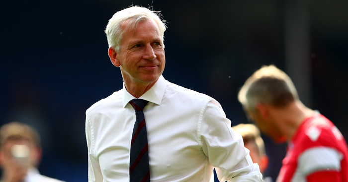 Alan Pardew: New Crystal Palace deal agreed