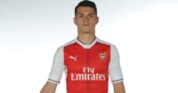 Granit Xhaka: Only thought of joining Arsenal