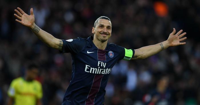Zlatan Ibrahimovic: Striker signs for Manchester United