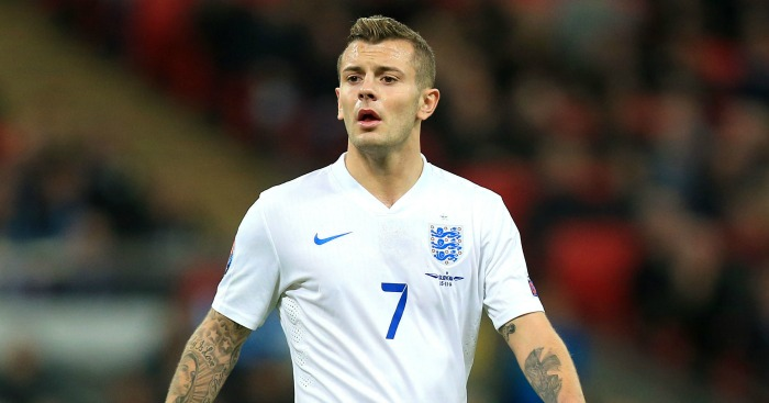 Jack Wilshere: Set for Euro 2016