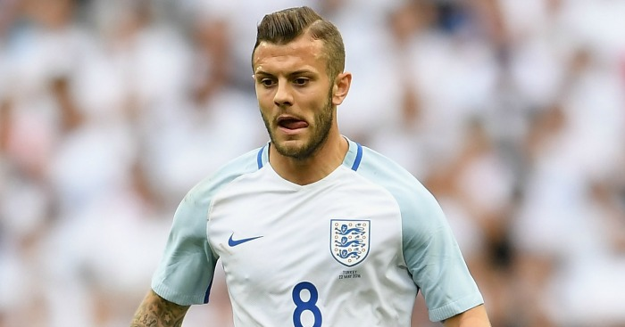 Jack Wilshere: Worth the gamble for England?