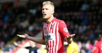 Jayden Stockley: Aberdeen to sign striker from Bournemouth