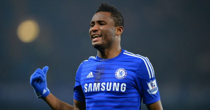 John Obi Mikel: Linked with Man Utd move