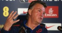 Louis van Gaal: Ready for Saturday's final