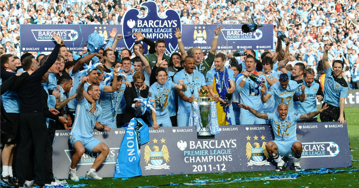Manchester City: Secure title in dramatic circumstances