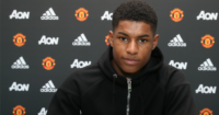 Marcus Rashford: Talent has already impressed Ibrahimovic