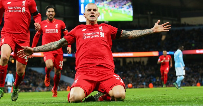 Martin Skrtel: Heading for Fener