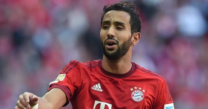 Mehdi Benatia: Linked with Arsenal move