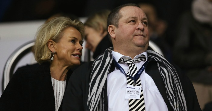 Mike Ashley: Issued open letter to Newcastle United fans