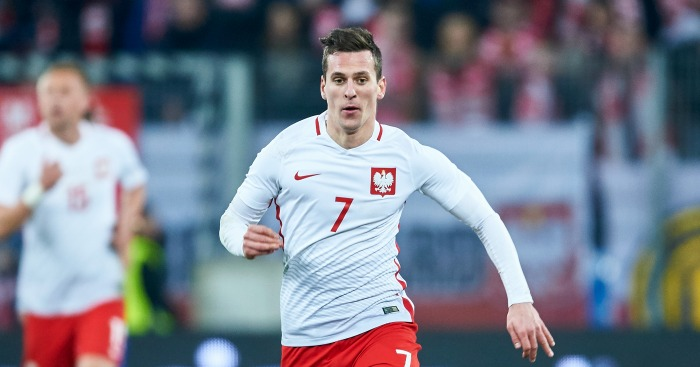 Arkadiusz Milik: List of suitors wanting to snap up Polish ace