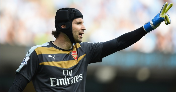 Petr Cech: Accused of making no tangible difference to Arsenal