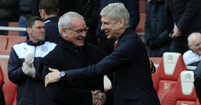 Claudio Ranieri, Arsene Wenger: Best achievement debated