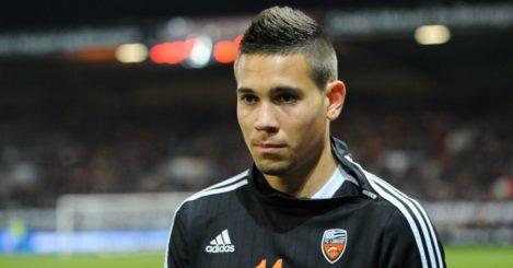 Raphael Guerreiro: Liverpool bid for Lorient left-back