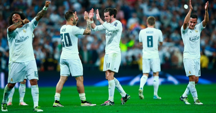 Real Madrid: Through to the Champions League final again