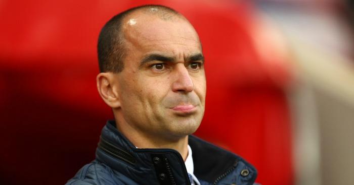 Roberto Martinez: Sacked as manager of Everton