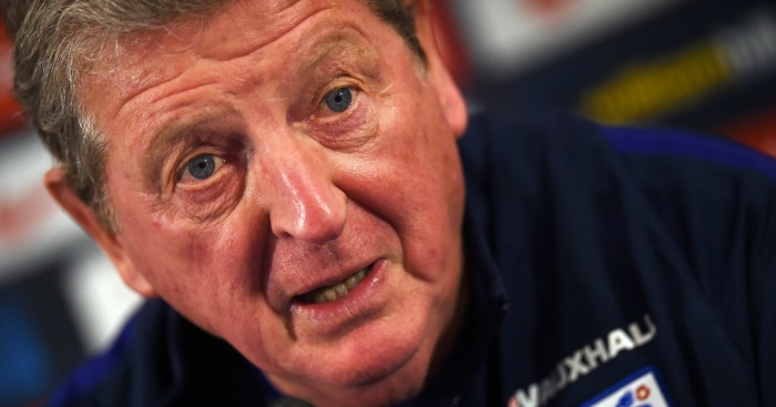 Roy Hodgson: come under fire after England's recent performance