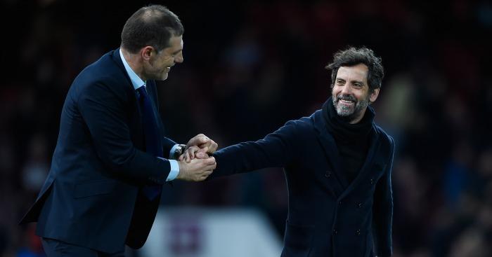 Slaven Bilic: Says Watford sacking Quique Sanchez Flores is 'sick'