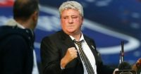 Steve Bruce: Held Villa talks