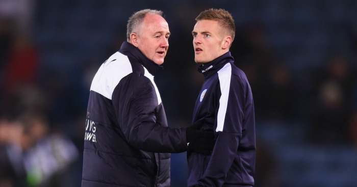 Steve Walsh: Instrumental in signing the likes of Jamie Vardy