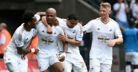 Swansea: Americans at the helm