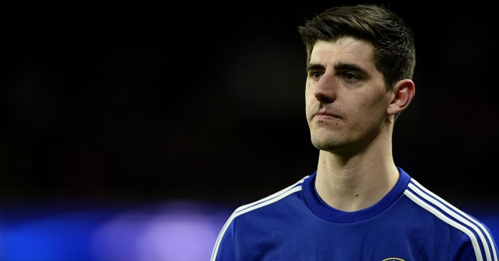Thibaut Courtois: Pulled no punches in assessment of Chelsea's season