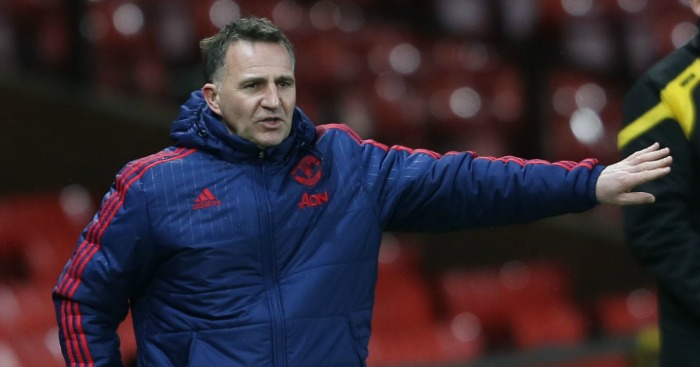 Warren Joyce: Blackburn approach Manchester United about coach