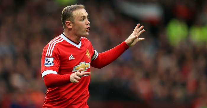 Wayne Rooney: Facing Everton on FB