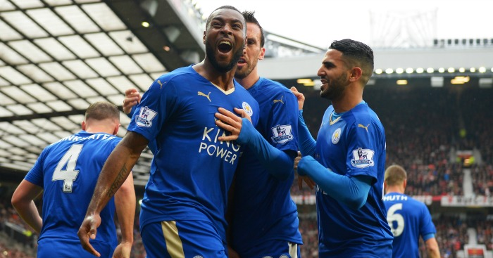 Leicester: World of sport and celebrity celebrate their triumph