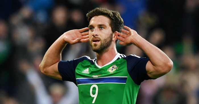 Will Grigg: Chant taking the nation by storm