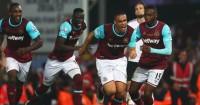 Winston Reid: Celebrates his winning goal