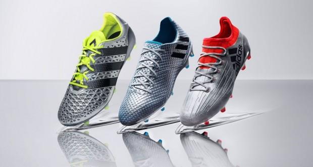 Adidas lanza Mercury Pack para ser usado en la Euro 2016