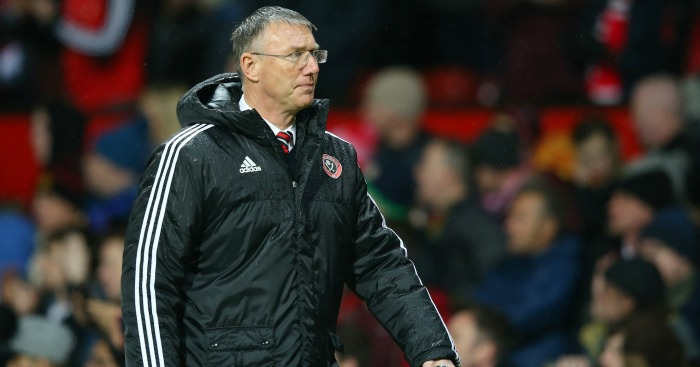 Nigel Adkins: Given the boot