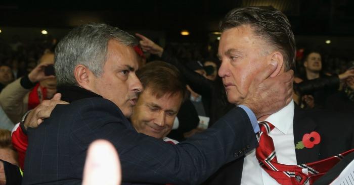 Jose Mourinho: United boss in waiting