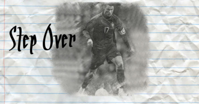 Ronaldo stepover