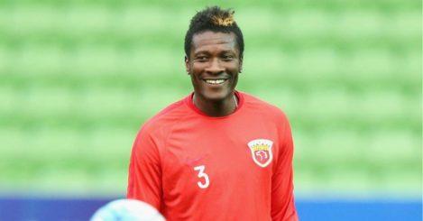 Asamoah Gyan: Former Sunderland striker linked with Chelsea