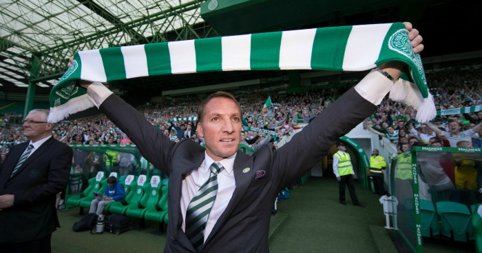 Brendan Rodgers: Humbled on first match in charge