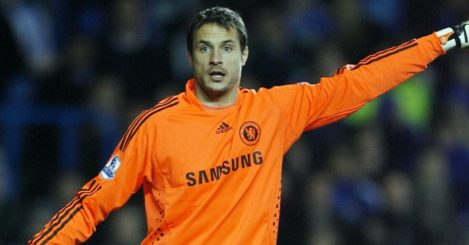 Carlo Cudicini: Linked with Chelsea coaching role