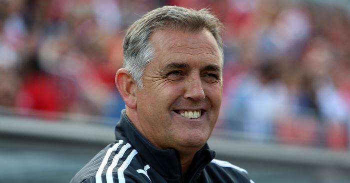 Owen Coyle: New Rovers boss