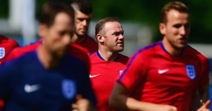 Wayne Rooney: To guide England to final four?