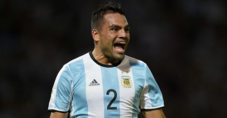 Gabriel Mercado: Linked with move to Liverpool