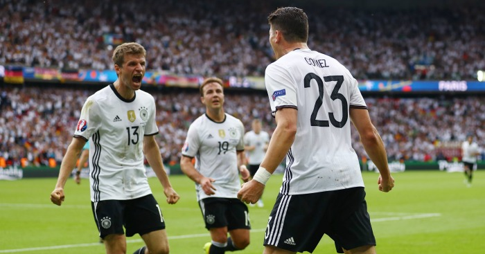 Germany: Secure progression as Group C champions