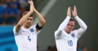 Steven Gerrard: Midfielder says Rooney is an England great