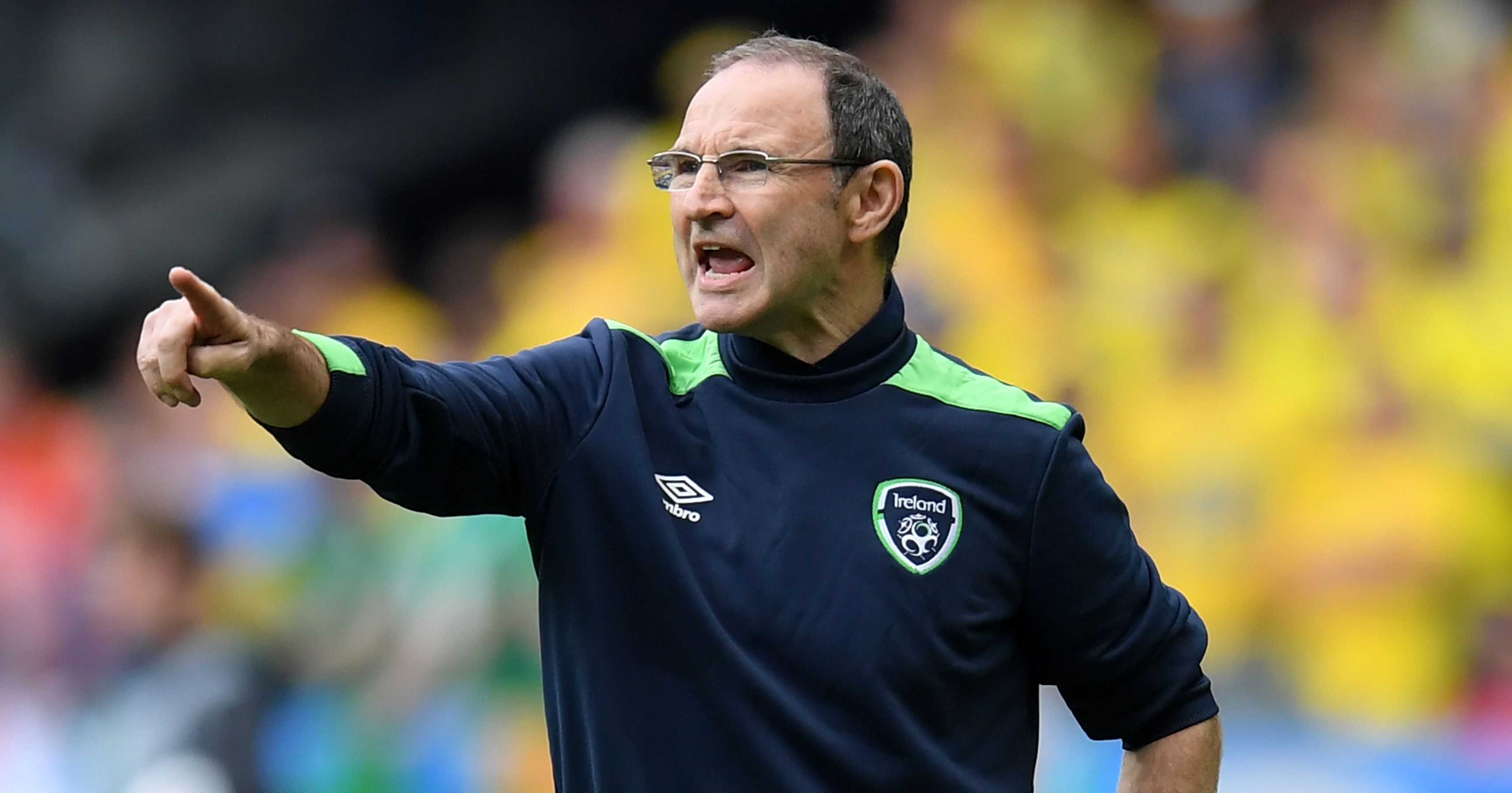"""Martin O'Neill: """"Delighted"""" with Ireland performance"""