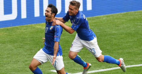 Eder: Hammers want Italy star