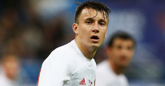 Aleksandr Golovin: Can play across the midfield