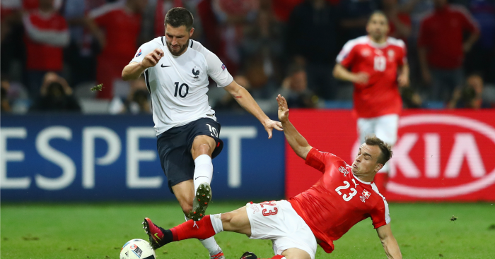 Andre-Pierre Gignac: Fails to make mark as France held
