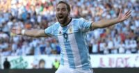 Gonzalo Higuain: Striker linked with Arsenal switch