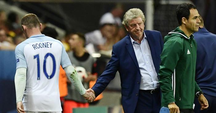 Roy Hodgson: Fell on his sword