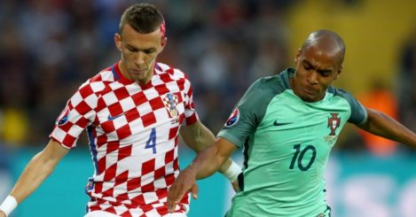 Ivan Perisic: Lovren keen to link up with winger at Anfield